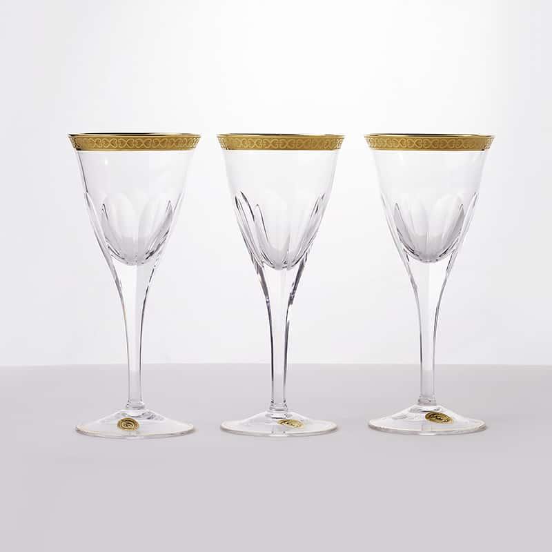 Виктория Набор бокалов для вина Nike 220 мл. 6 шт.