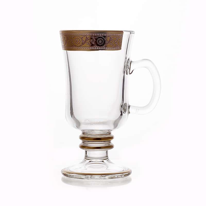 Богемия Джесси Набор для чая U. Glass 240 мл на 6 перс.