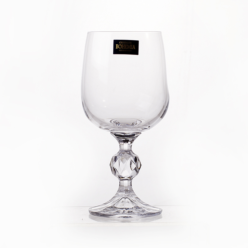 Клаудиа Недекор Набор бокалов для вина Crystalite Bohemia 230 мл