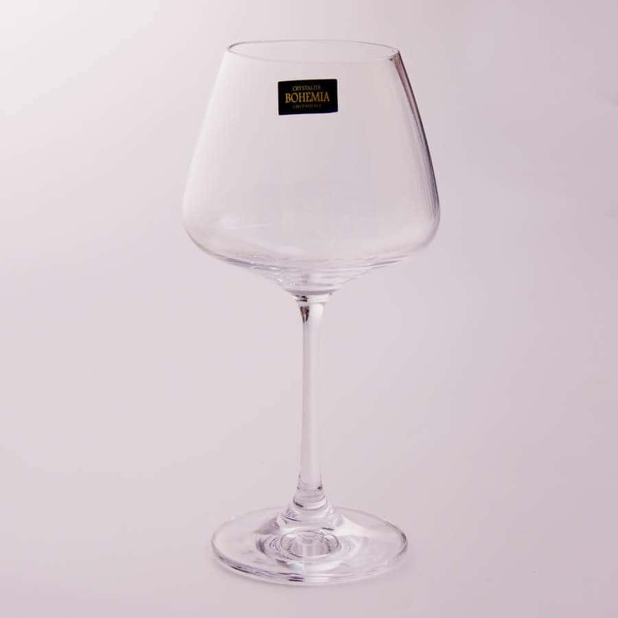 Наоми Набор бокалов для вина Crystalite 350 мл
