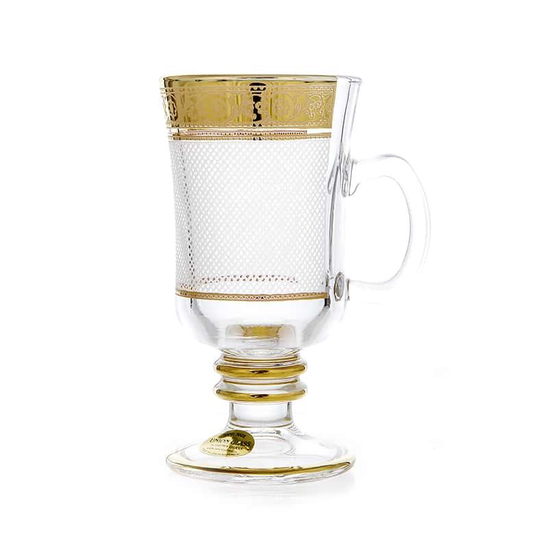 Богемия Сетка Набор для чая U. Glass на 6 перс.