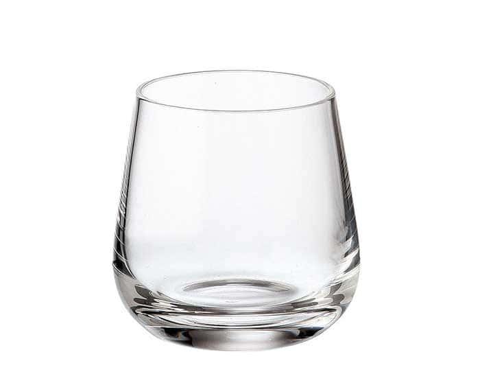 Кристалайт Богемия Набор стаканов для виски 320 мл 6 шт.