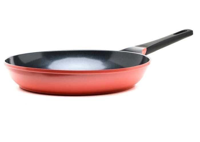 Rainbow Сковорода Frybest 32 см (Красный)