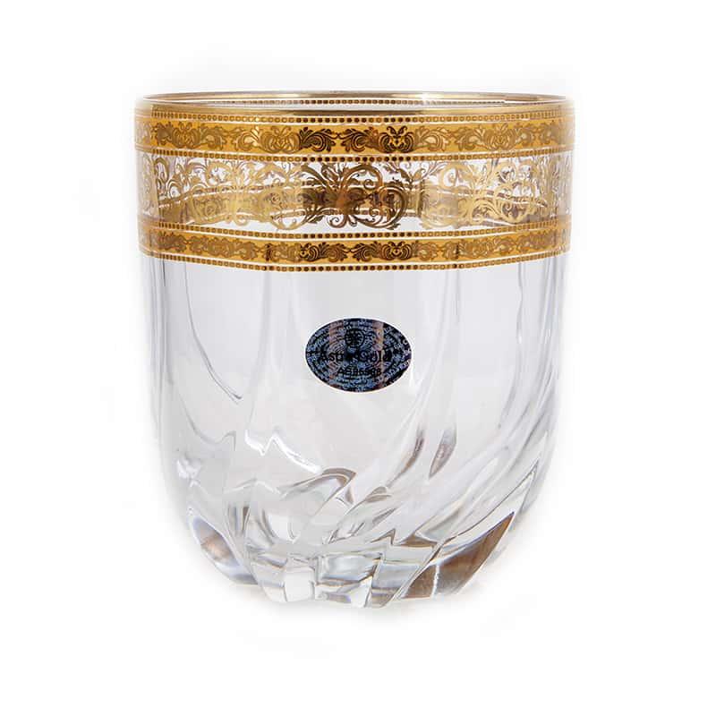 Аллегро Набор стаканов для виски Astra Gold 400 мл