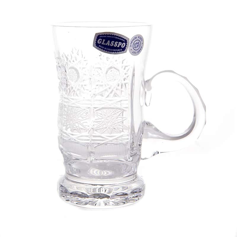 Хрусталь Набор стаканов для чая Гласспо 150 мл. 6 шт.