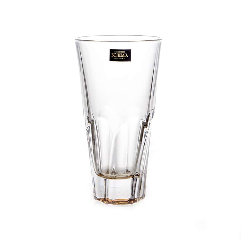 Ирена Гамбург голубой Набор стаканов для чая 175 мл. 6 шт.
