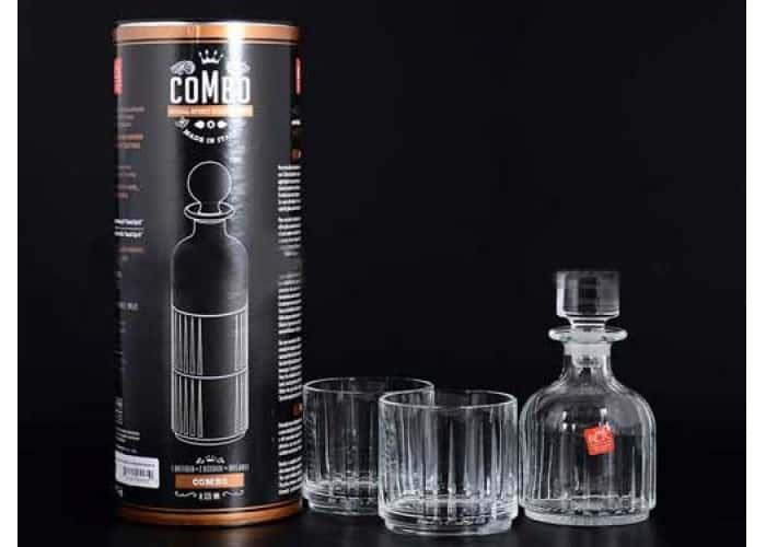 COMBO Набор для виски компактный RCR