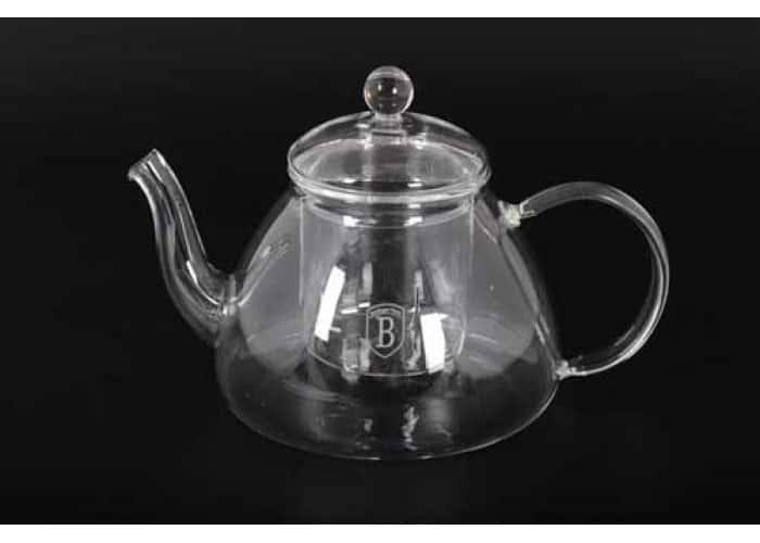 BH-1363 Чайник заварочный стеклянный, 1 л