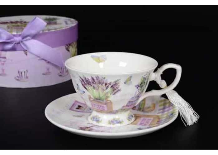 Petit Fleur Чашка с блюдцем в подарочной упаковке