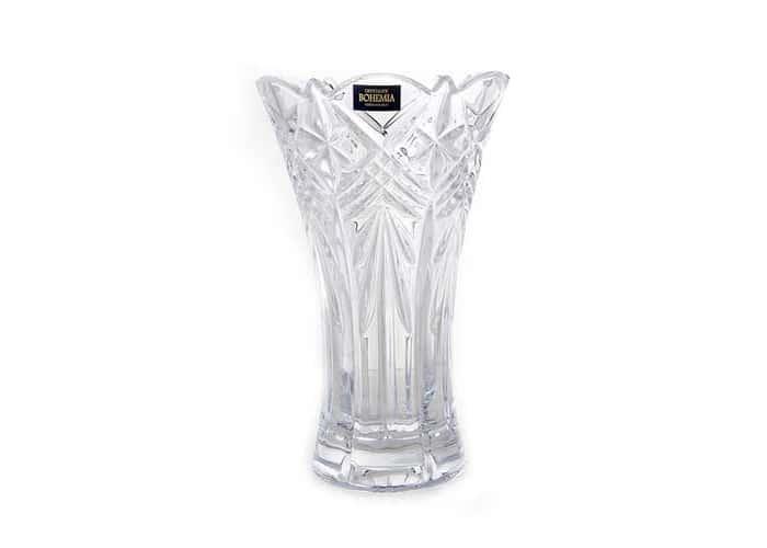 Таурус Х Ваза для цветов Crystalite Bohemia 20,5 см