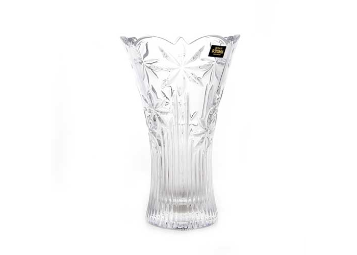 Персеус Нова Х Ваза для цветов Crystalite 20,5 см.