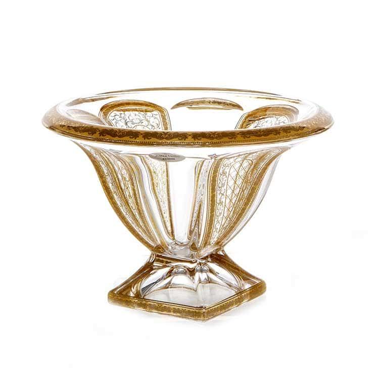Аллегро Ваза для фруктов Astra Gold 20,5 см.