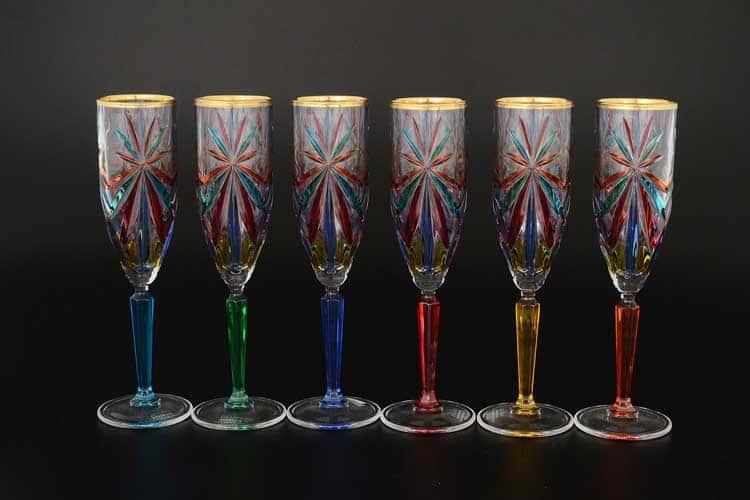 Лаурус Набор фужеров для шампанского 150 мл (6 шт)