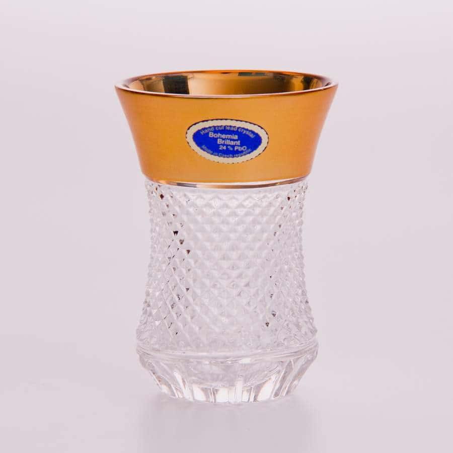 Армуда Фелиция Набор для чая Bohemia Brilliant 200 мл