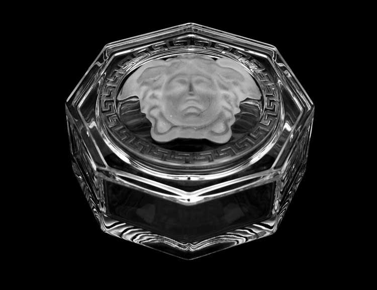 Люмиер Шкатулка Rosenthal Versace 12 см