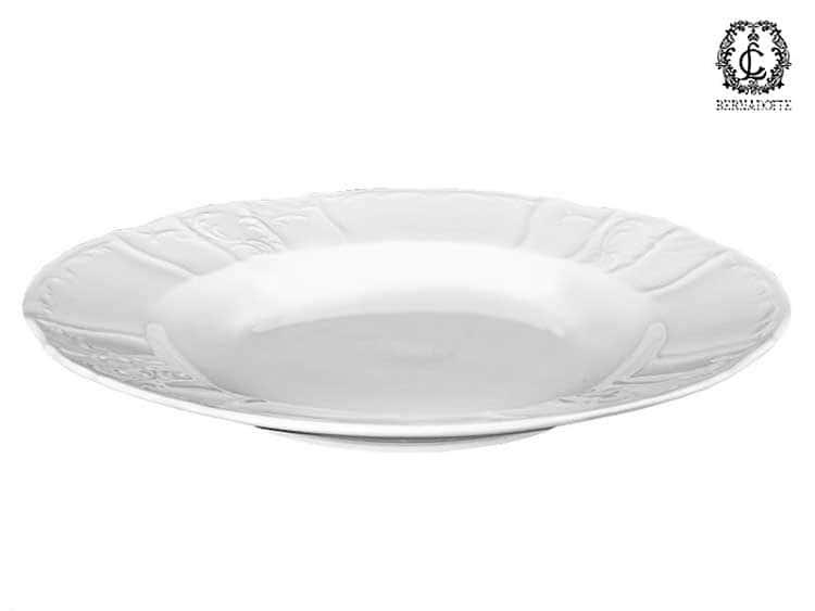 Бернадотт Недекорированный Блюдо круглое глубокое 32 см