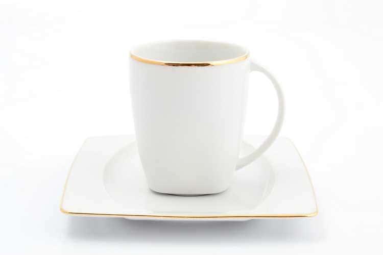 Отводка золото EYE Набор чайных пар 200 мл Thun