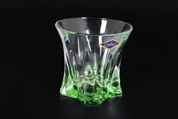 Angles Набор стаканов для виски ассорти Aurum Crystal