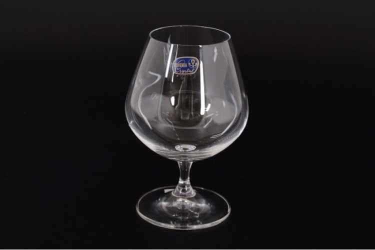 Лара Недекор Набор бокалов для бренди Bohemia Crystal 400 мл (6 шт)