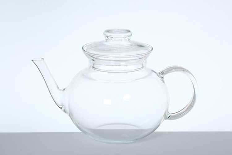 Симакс Чайник без сита 1 л из жаропрочного стекла