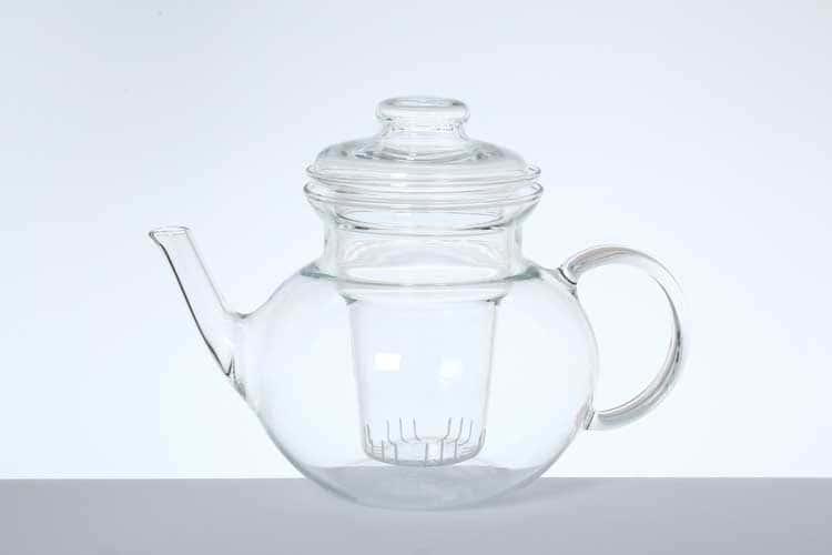 Симакс Чайник с ситом 1 л из жаропрочного стекла