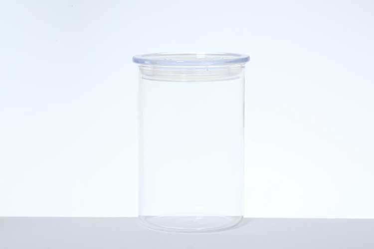 Симакс Банка для сыпучих продуктов с крышкой 0,8 л
