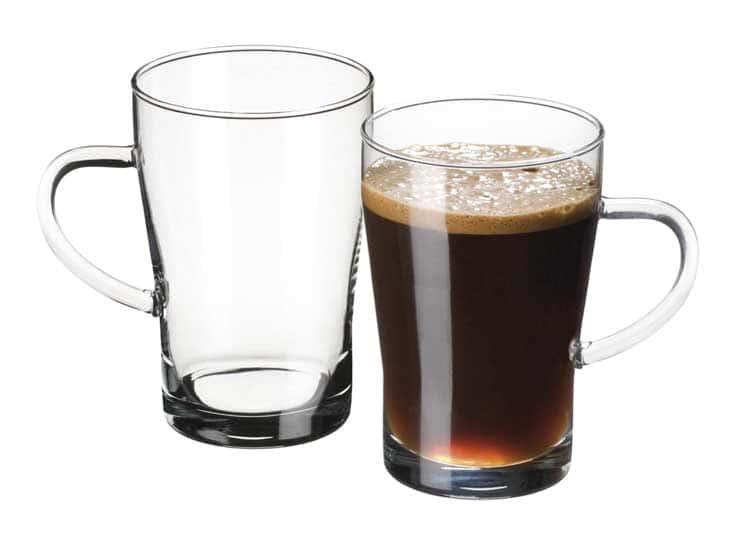 Симакс Набор чайных стаканов из стекла