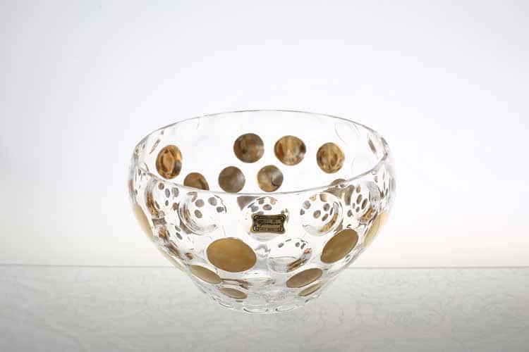 Егерманн spot Ваза для конфет 20 см круглая