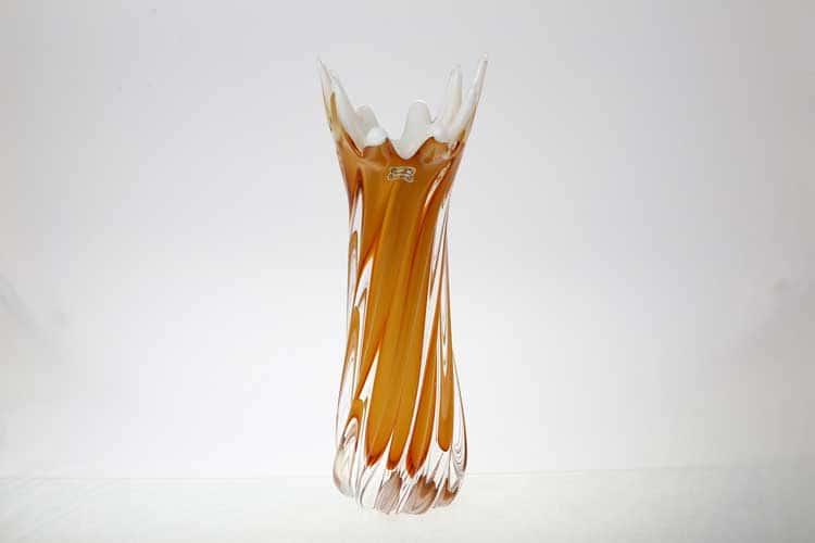 Егерманн медовая Ваза для цветов 40 см