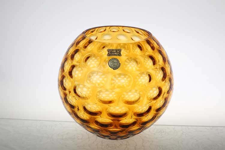 Егерманн пузыри медовая Ваза для цветов 20 см круглая