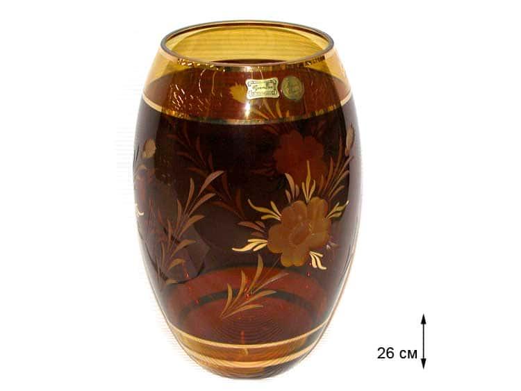 Егерманн цветы медовая Ваза для цветов 26 см