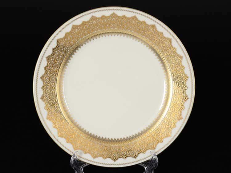 AGADIR SELADON Gold Набор тарелок 21 см Falken