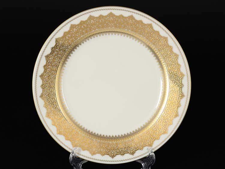 AGADIR COBALT Gold Набор тарелок 21 см Falken