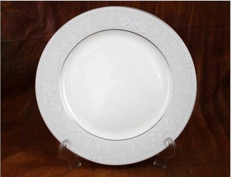 Адажио Костяной фарфор АККУ тарелка закусочная