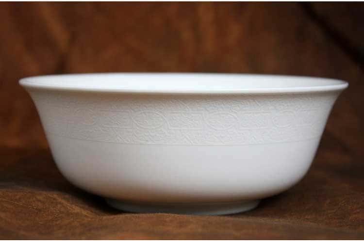 Амалия Костяной фарфор АККУ тарелка суповая