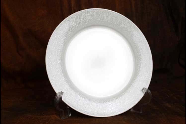 Амалия Костяной фарфор АККУ тарелка закусочная