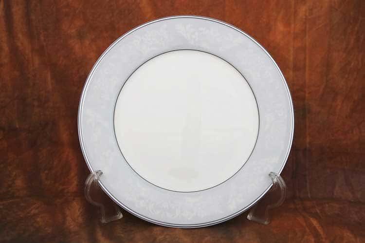 Генрих Костяной фарфор АККУ закусочная тарелка