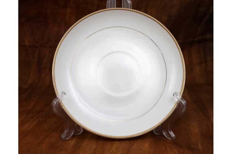 Грация Костяной фарфор АККУ блюдце 15,5 см