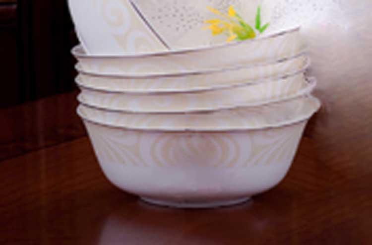 Миллениум Костяной фарфор АККУ в/с тарелка суповая