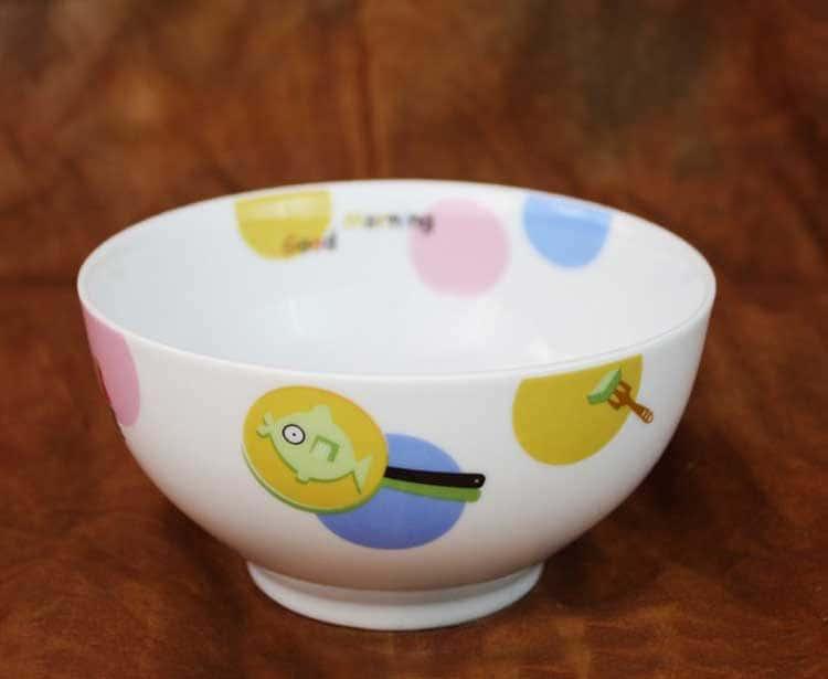 Котик Детский набор посуды Акку 3 предмета