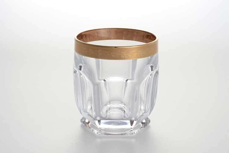 Сафари Набор стаканов для виски BOHEMIA GOLD 250 мл