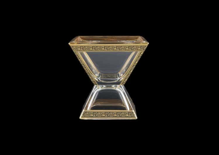 Ducale Lilit Golden Black Decor Конфетница 14 см Astra Gold