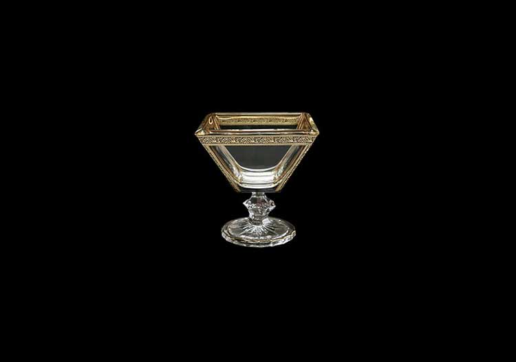 Ducale Lilit Golden Black Decor Конфетница 11 см Astra Gold