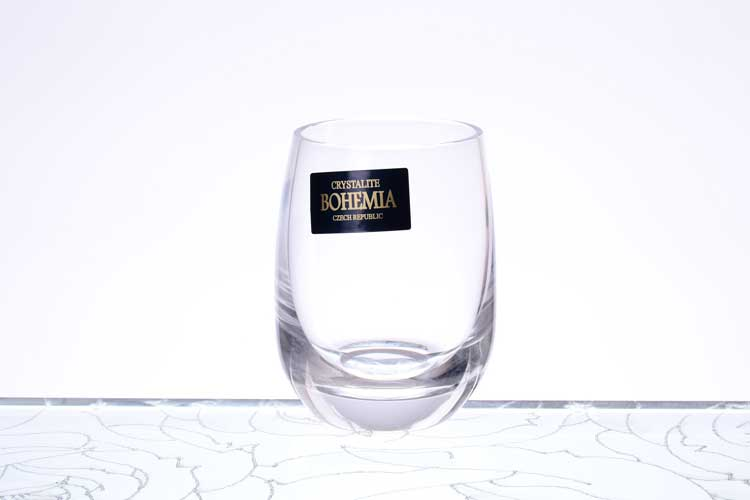 MERGUS/POLLO Набор стопок для водки 60 мл Crystalite Bohemia