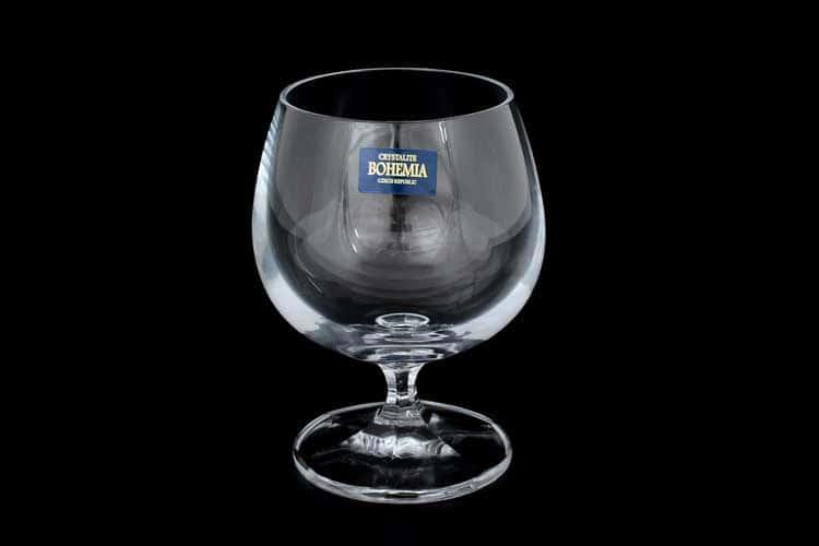 LAURA/FALCO Набор бокалов для бренди 250 мл Crystalite Bohemia