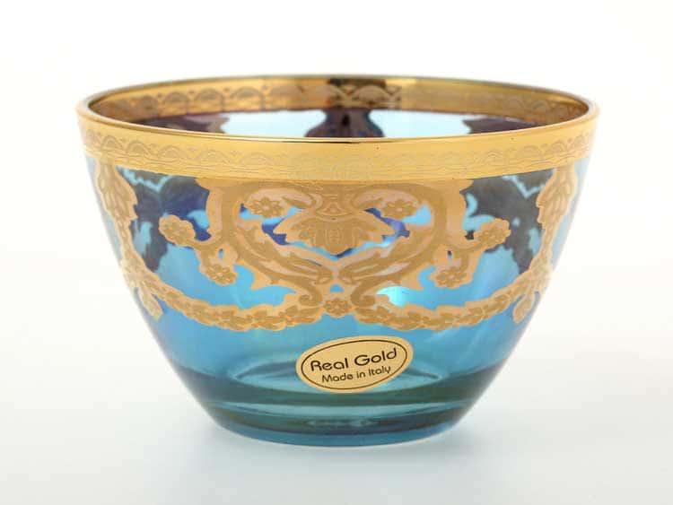 Veneziano Color Конфетница 12 см Art Decor