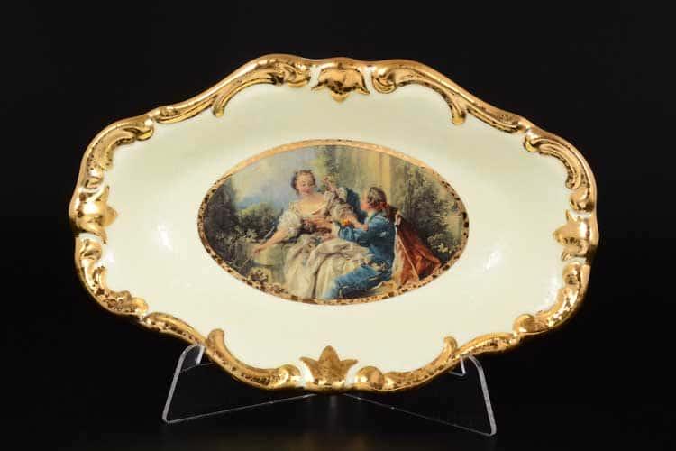 Блюдо овальное Ceramiche 24 см Bruno Costenaro