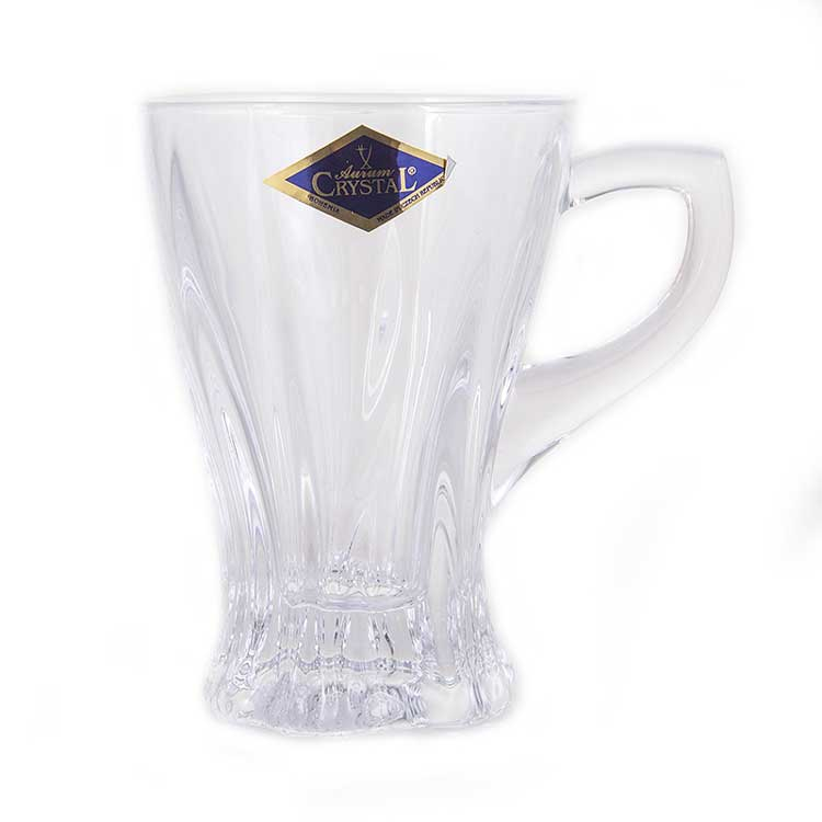 Плантика Набор для чая Aurum Crystal 150 мл.6 шт.