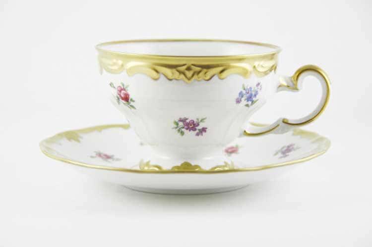 Мейсенский цветок Набор чайный 210 мл 2пред. Weimar