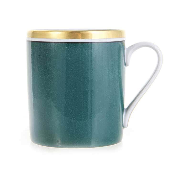 Колорс Зеленый Чашка для кофе Reichenbach 200 мл.